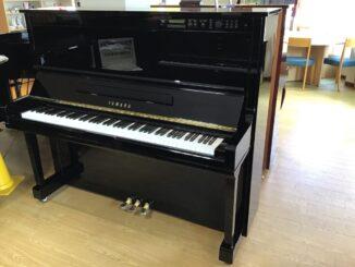 ヤマハ中古ピアノ HQ300SX 新潟店展示