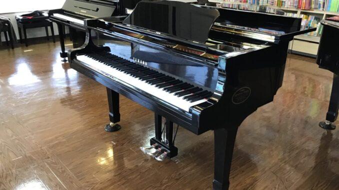 ヤマハリニューアルピアノ G3B 三条店展示