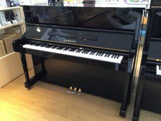 ヤマハ中古ピアノ YM10 新潟店展示