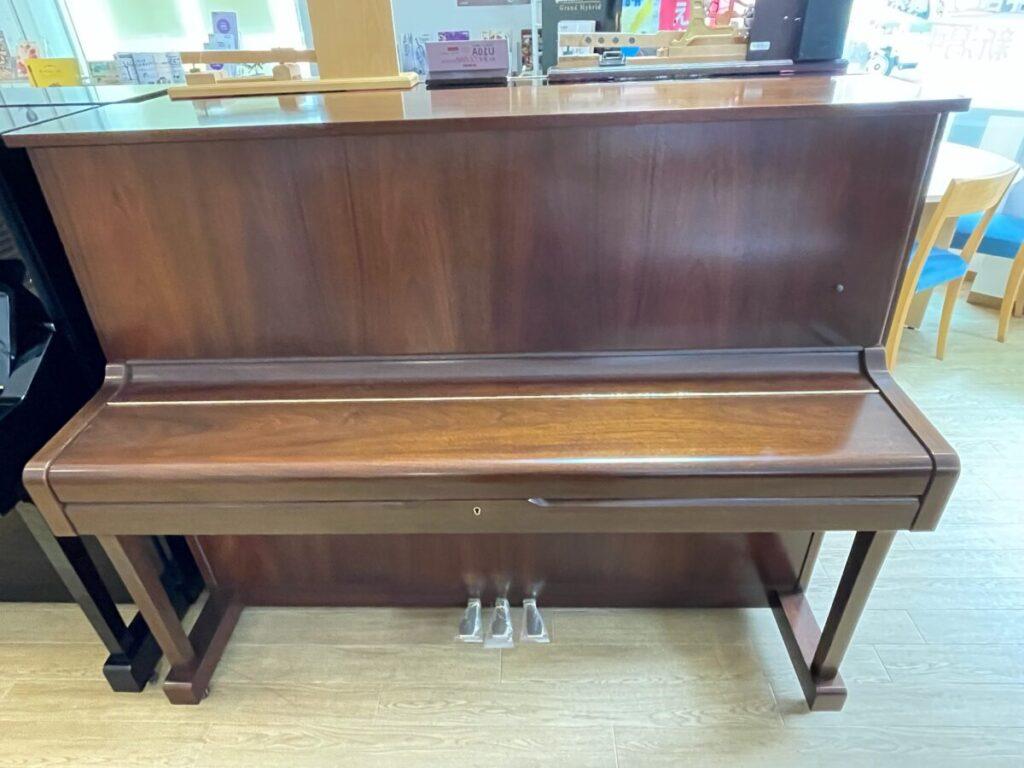 ヤマハ 中古ピアノ W120BW
