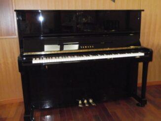 ヤマハ 中古ピアノ U10BL